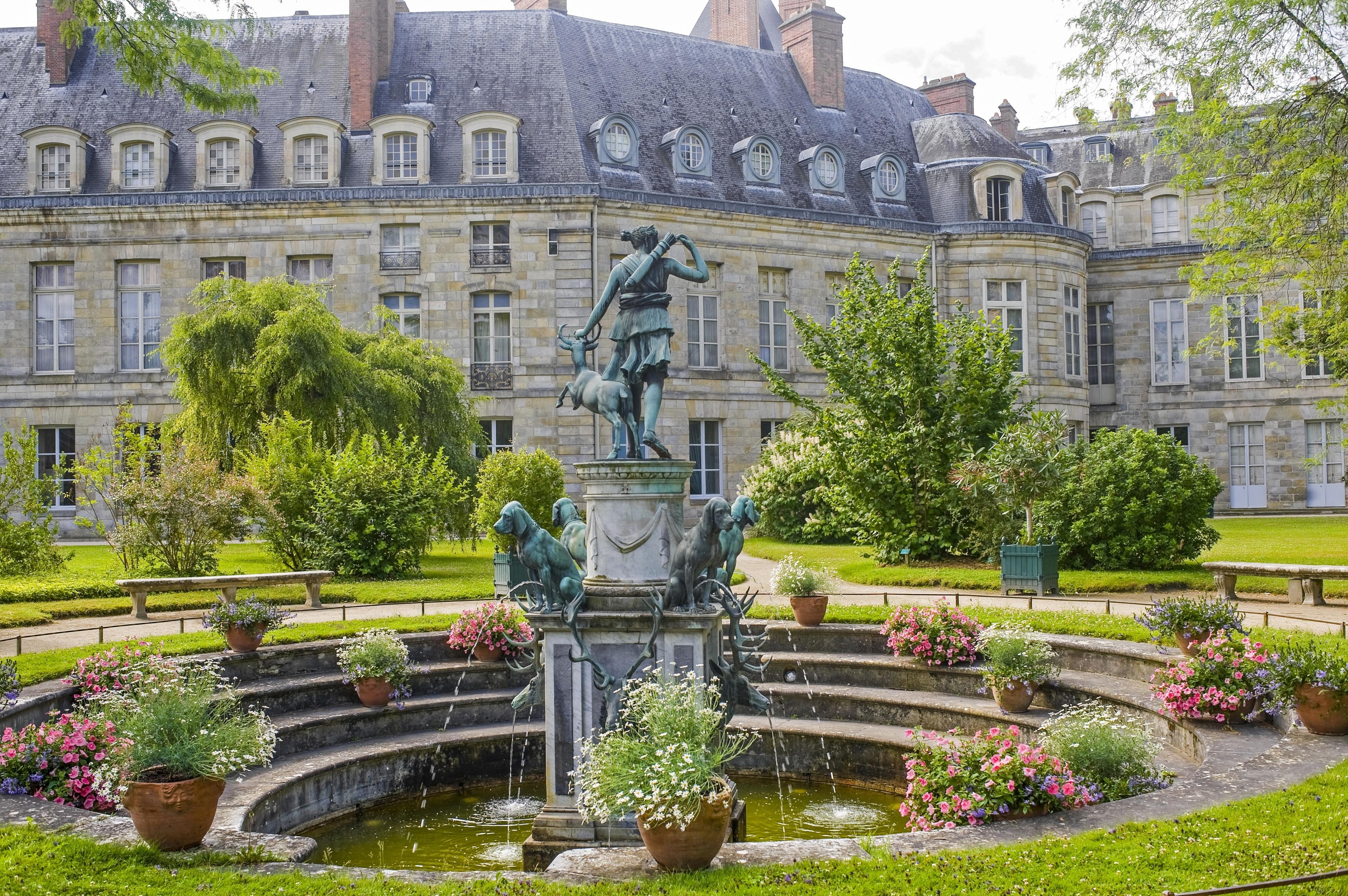 Fontainebleau, Seine-et-Marne, France