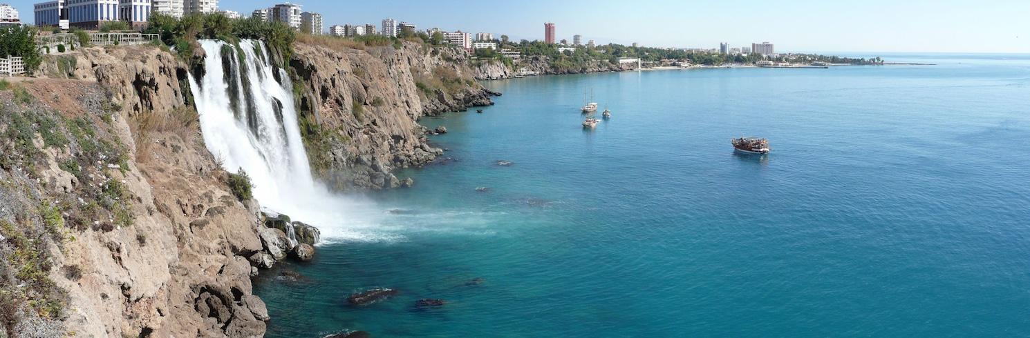 土耳其里維埃拉, 土耳其
