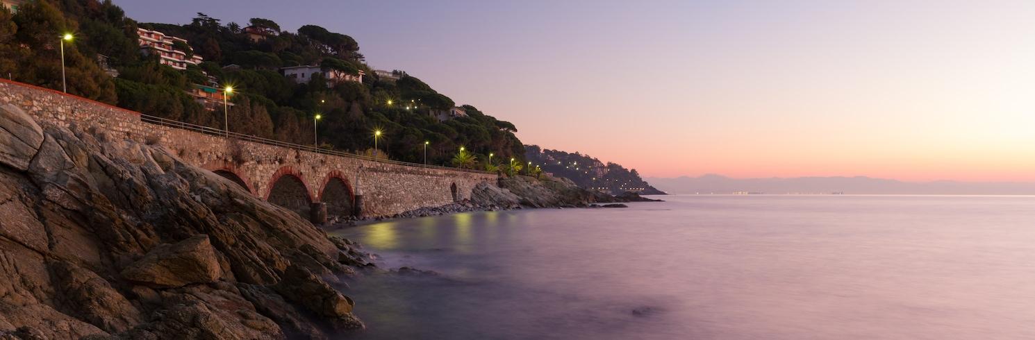 Riviera de Ponente, Italia