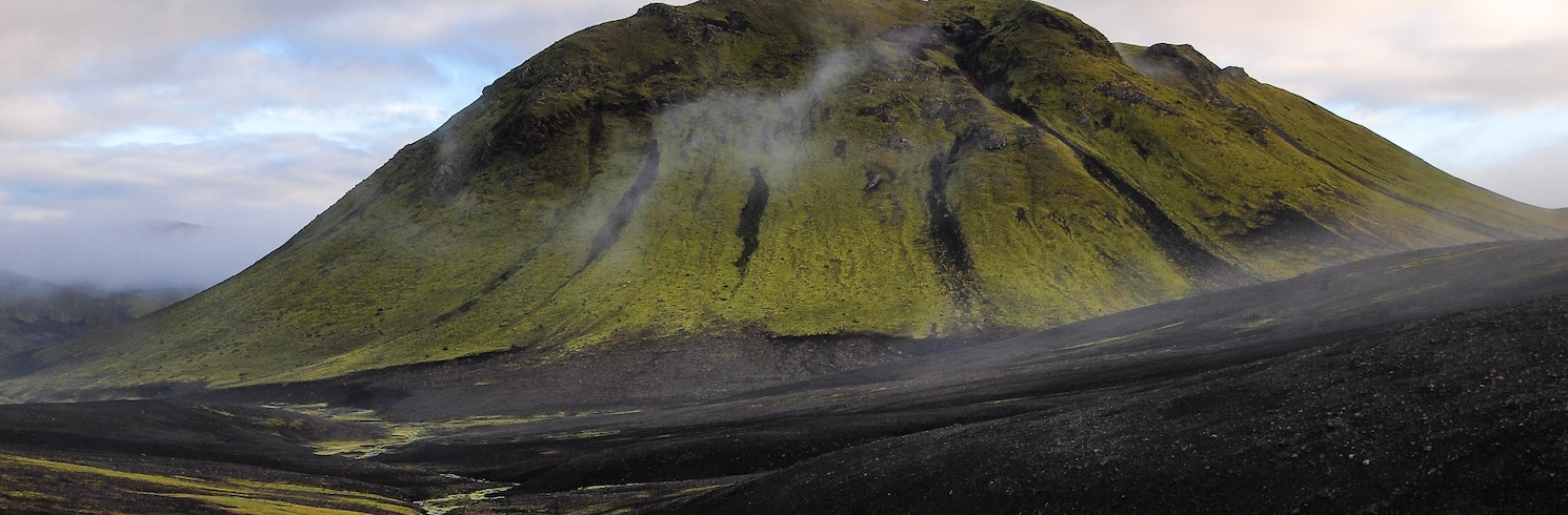 朗高辛葛塔, 冰島