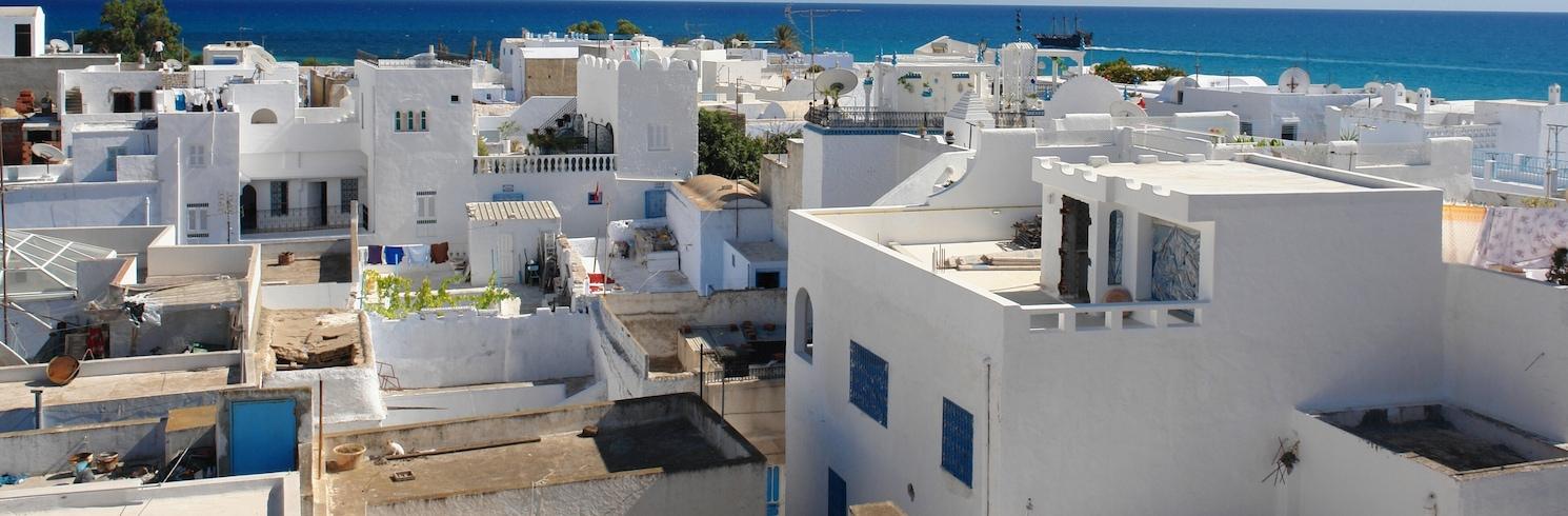 Hammamet (e arredores), Tunísia