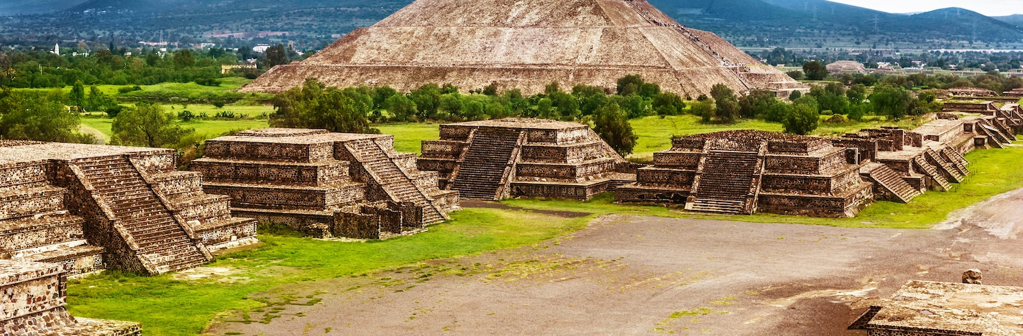 Teotihuacan, Meksiko