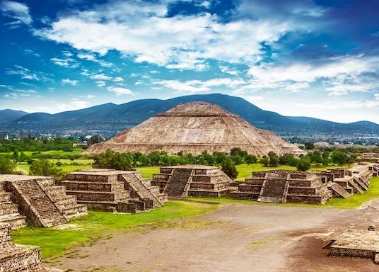 Teotihuacan (starobylé mesto), Mexiko