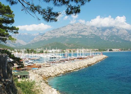 凱麥什, 土耳其
