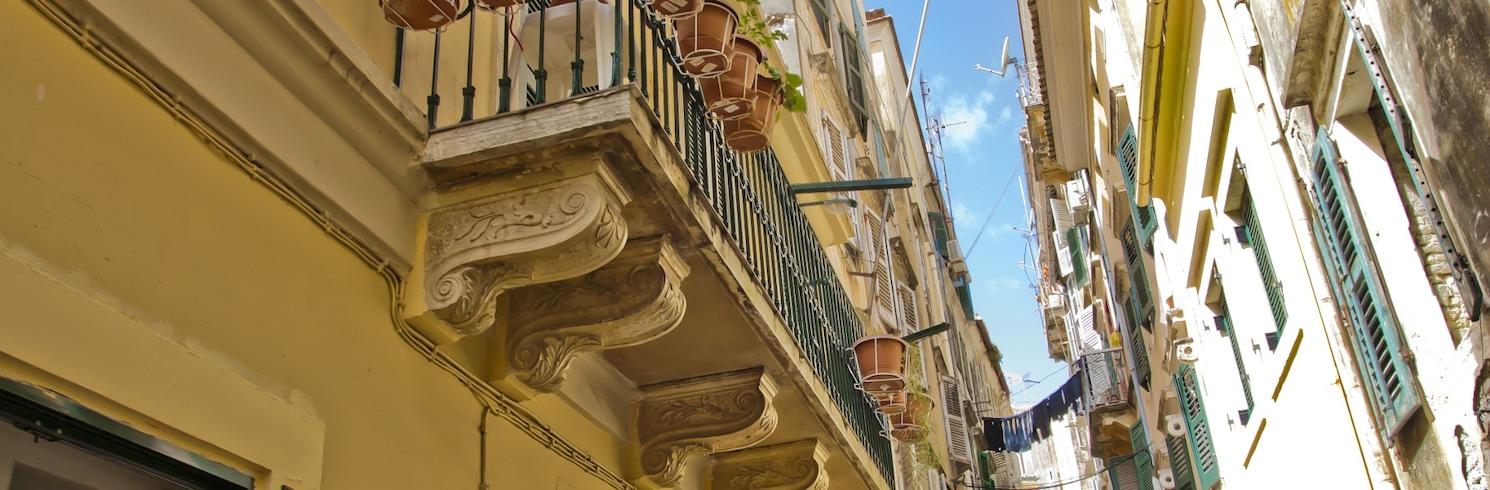 古鎮, 希臘