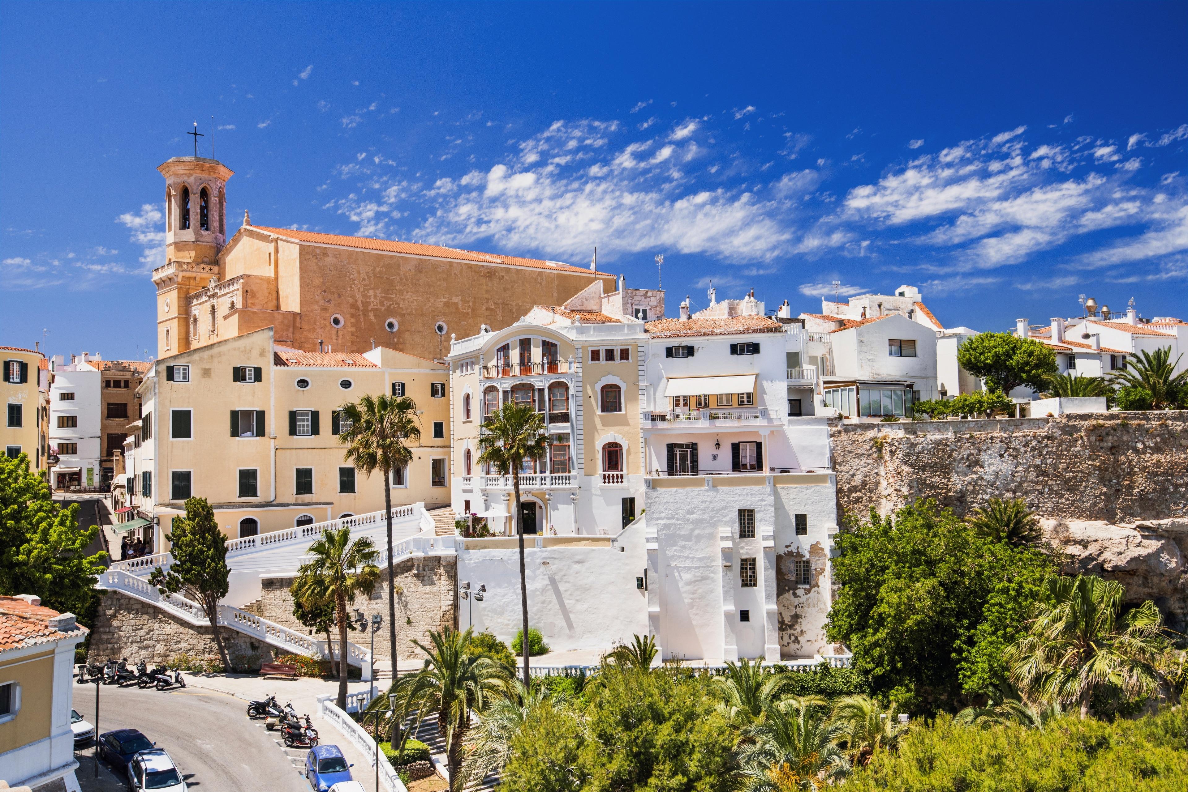 Mahon, Balearic Islands, Spain