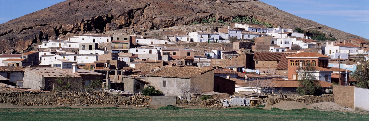 La Calahorra, İspanya