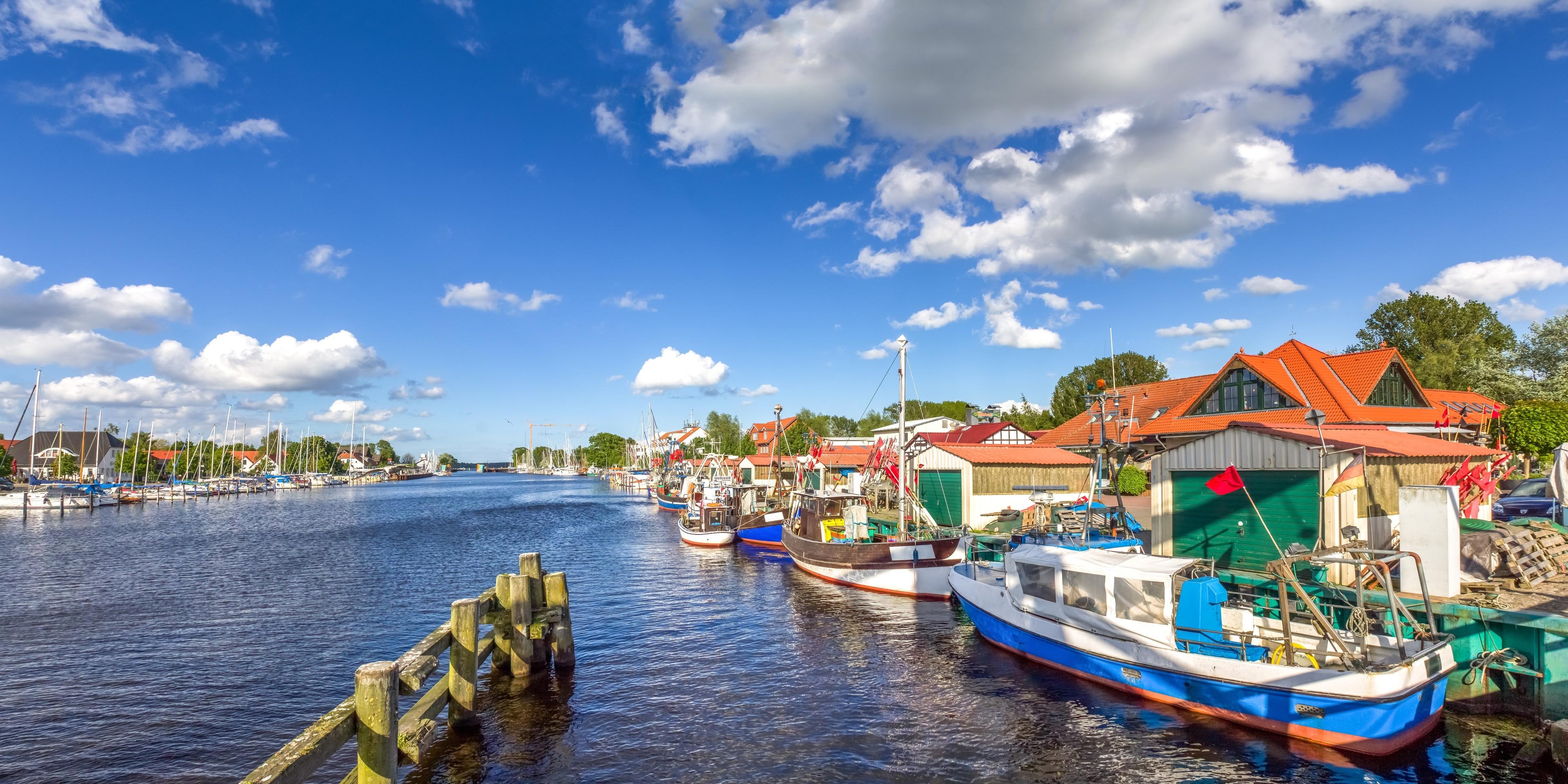 Greifswald, Mecklenburg-Vorpommern, Deutschland