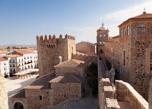 Caceres, Spanien