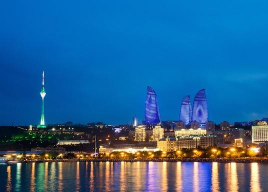 Baku, Azerbaidžāna