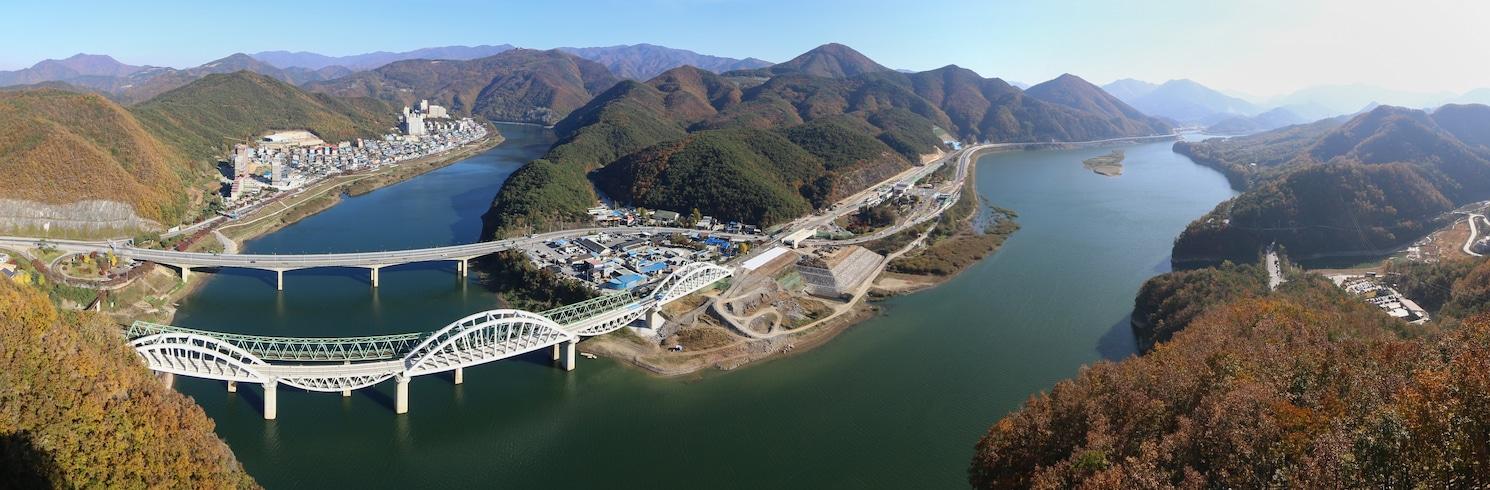 Danyang, Lõuna-Korea