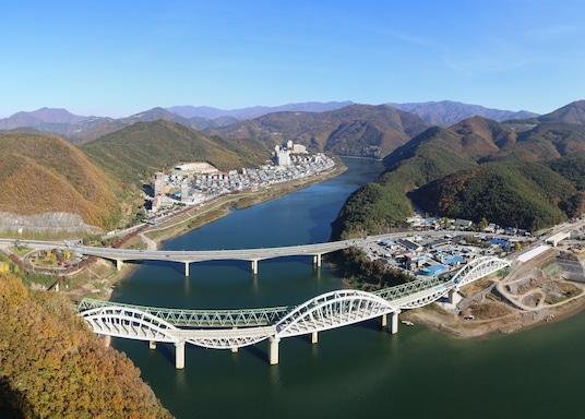 Danyang, Corea del Sur