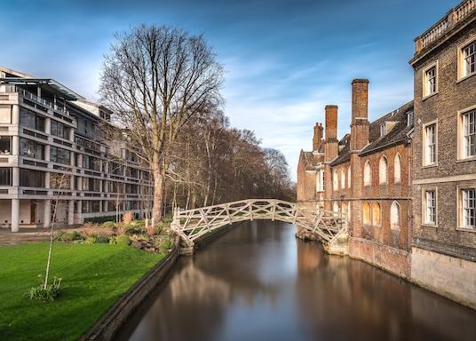 Kembridža, Lielbritānija