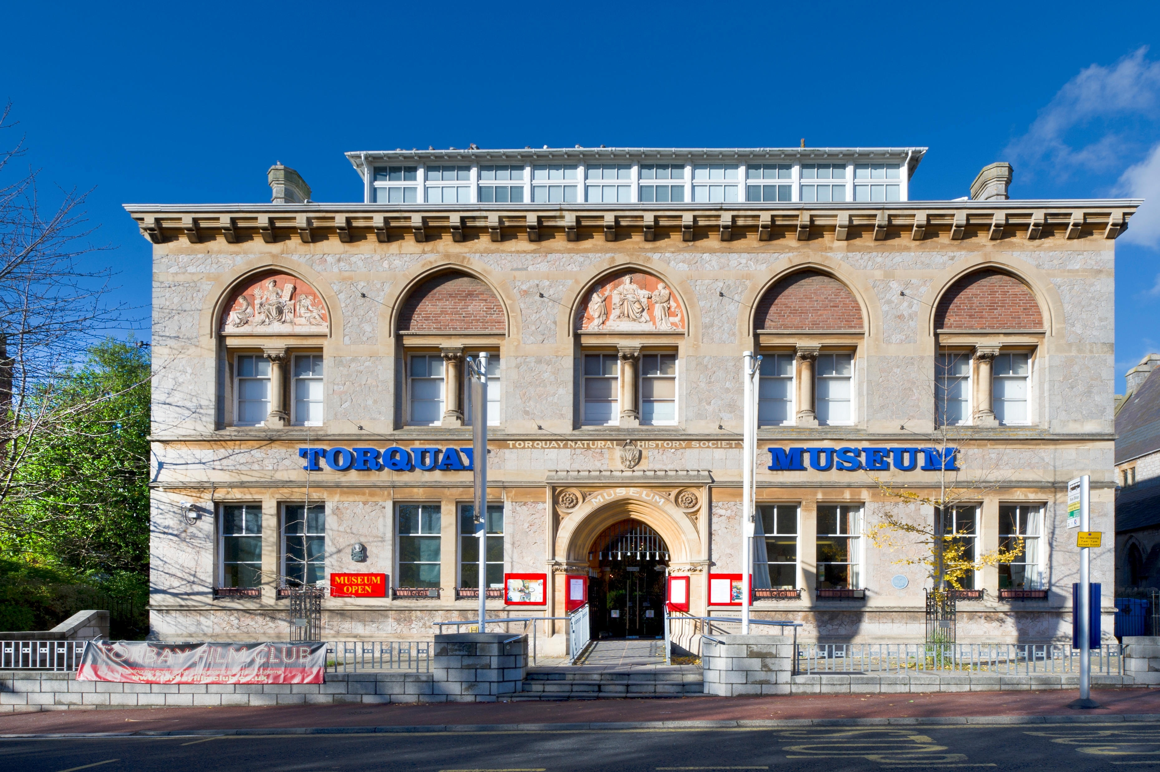 Learn about natural history, local traditions and Torquay's most famous daughter, Agatha Christie, at this family-friendly attraction in a Victorian-era building.