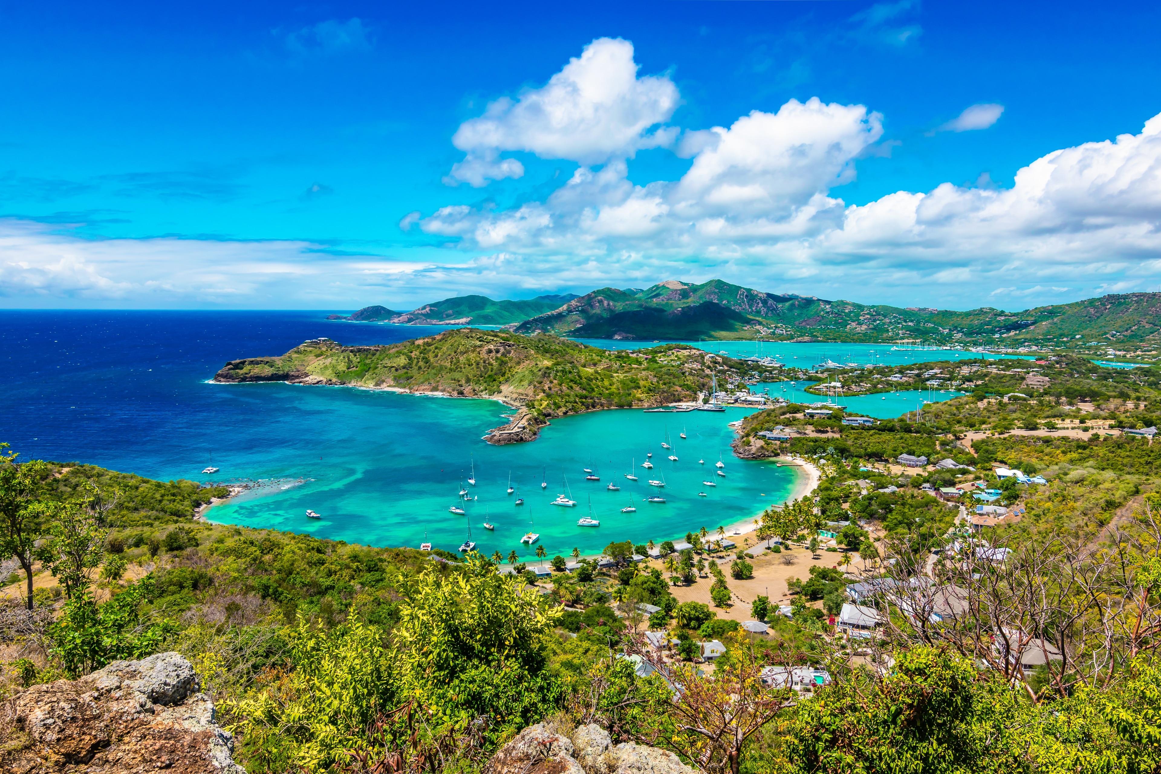 Falmouth Harbour, Saint Paul, Antigua and Barbuda