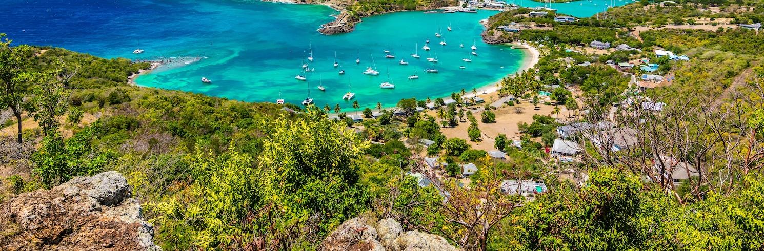 Falmouth Harbour, Antigua og Barbuda