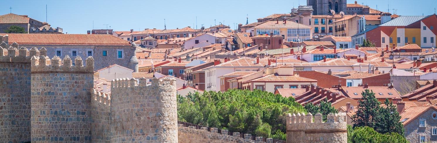 아빌라, 스페인