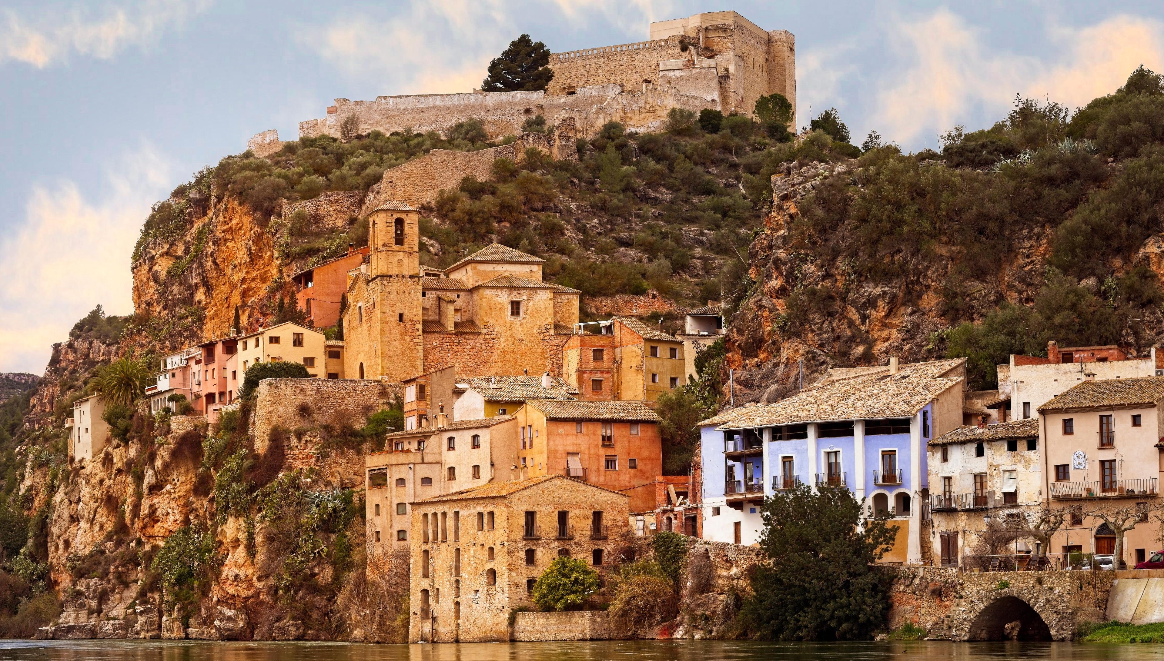 Miravet, Catalonia, Spain