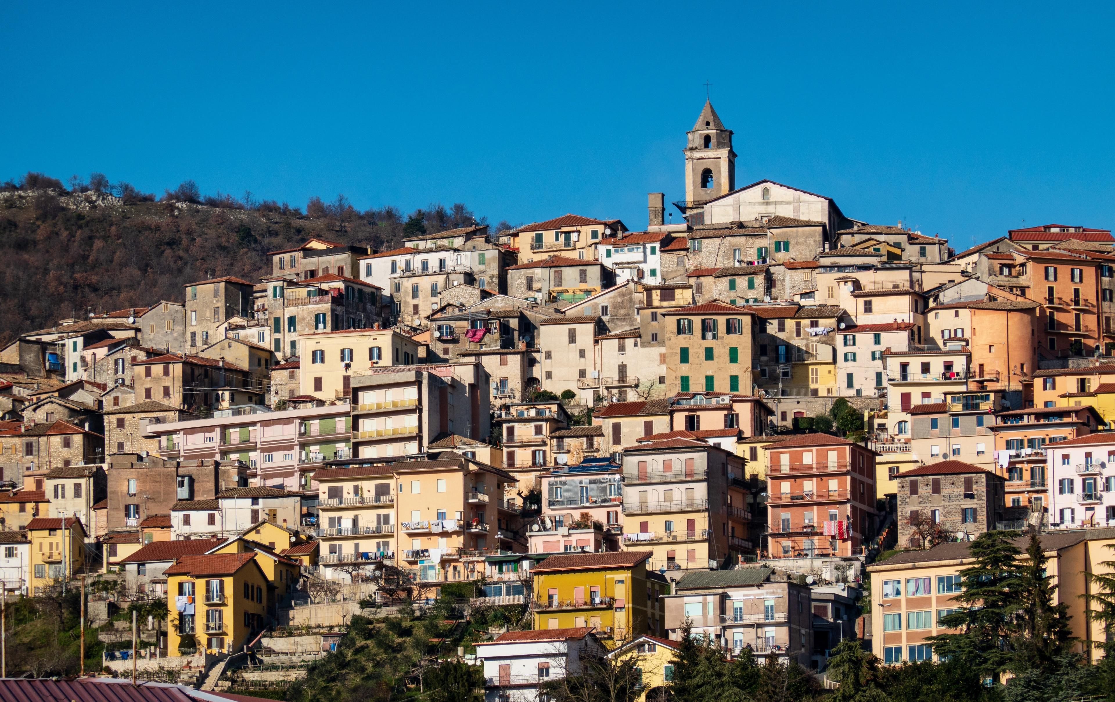 Frosinone (provincia), Lacio, Italia