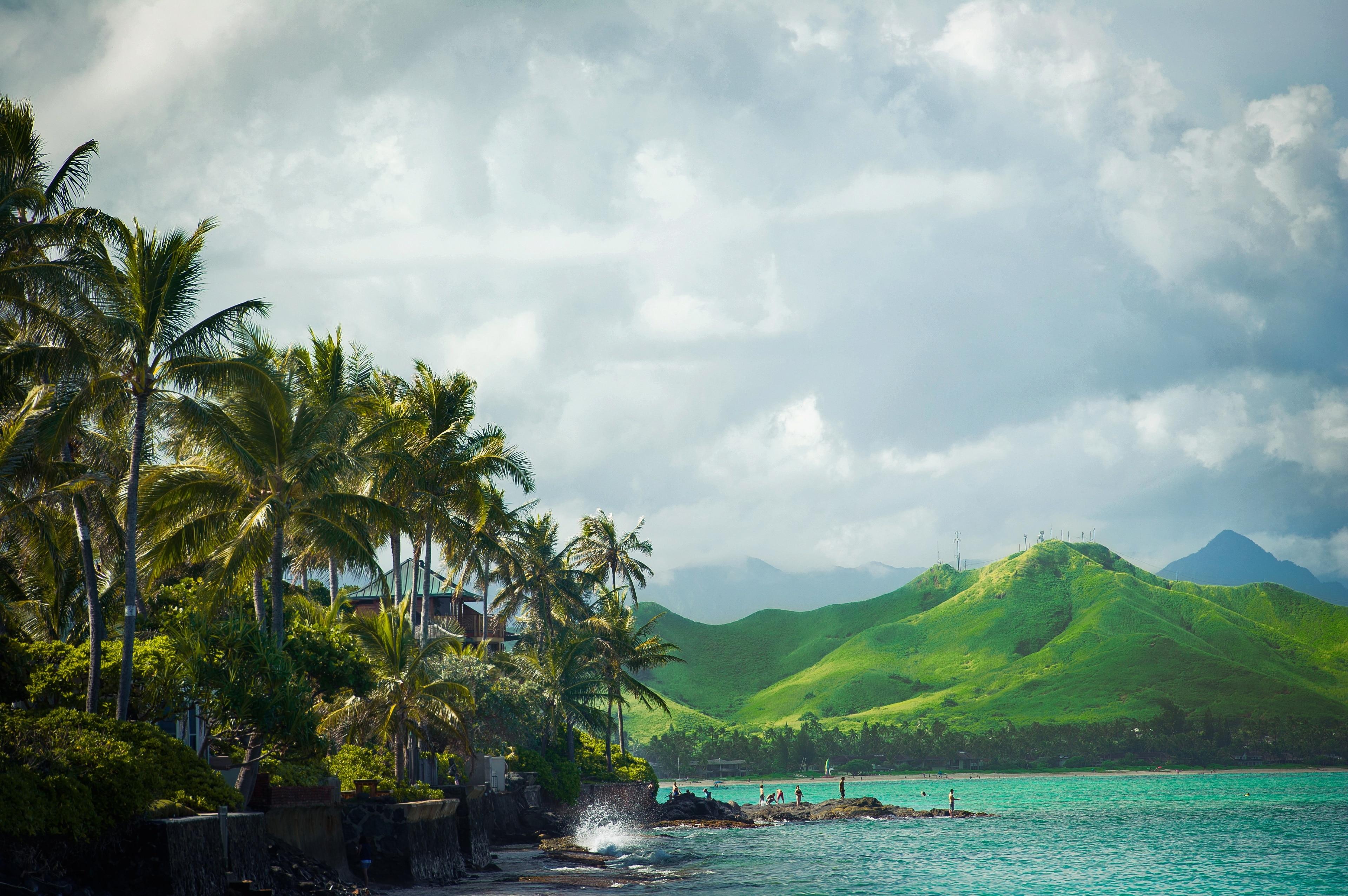 Lanikai Beach, Kailua, Hawaii, United States of America
