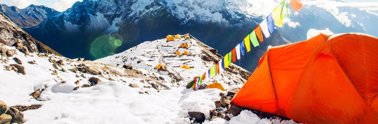 Северные Гималаи, Индия