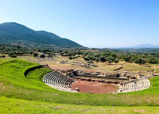 Messini, Grecia