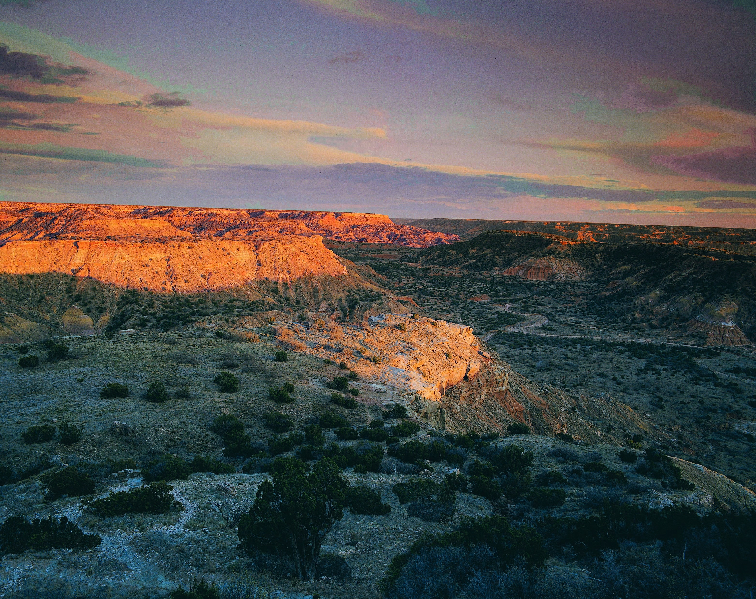 Palo Duro Canyon, Amarillo, Texas, United States of America