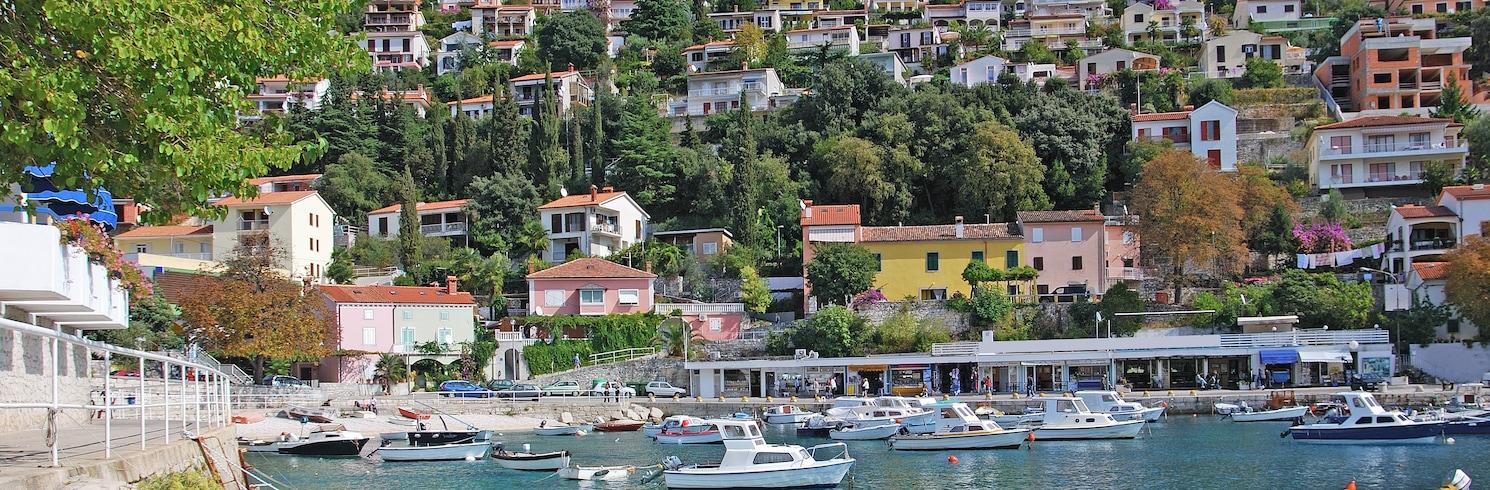 Labin, Kroatien