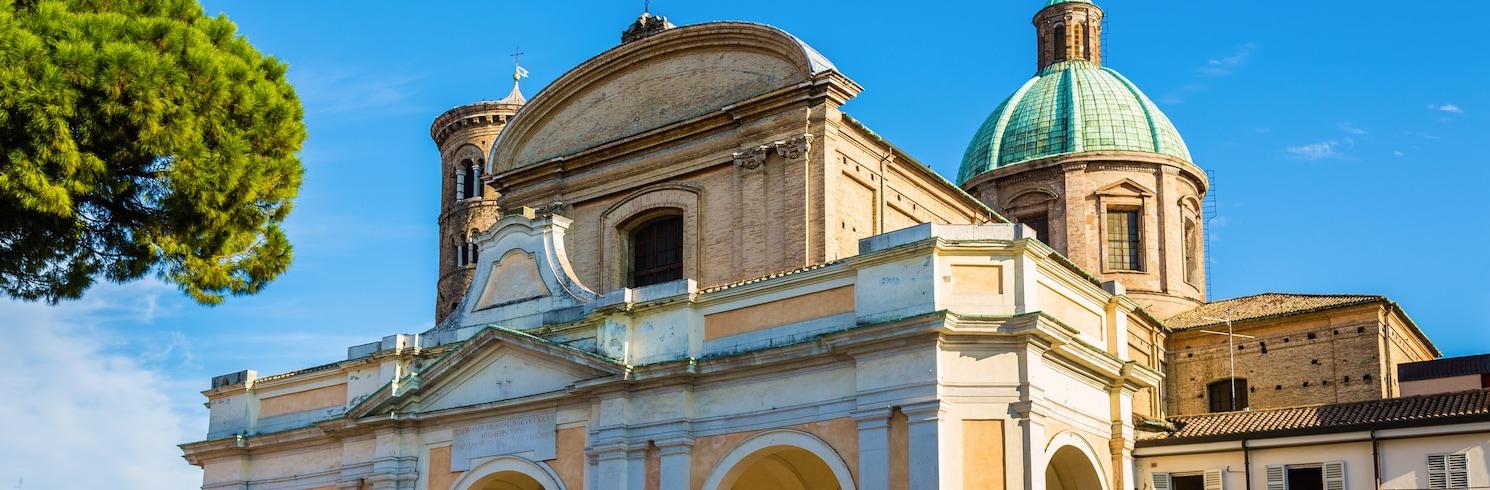 拉溫那, 義大利