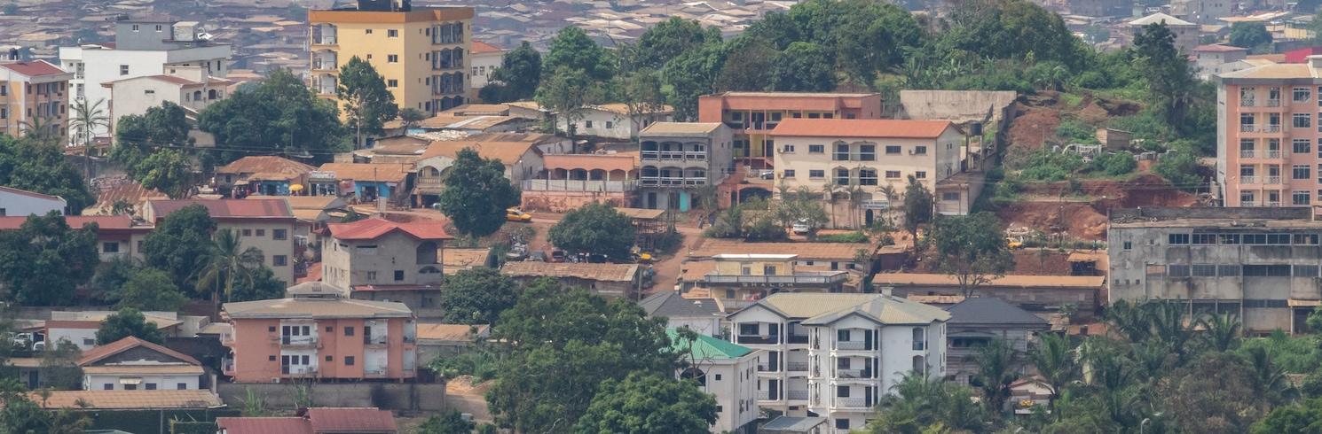 Centro, Camerún