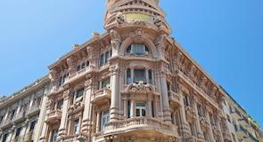 Pusat Kota Bari