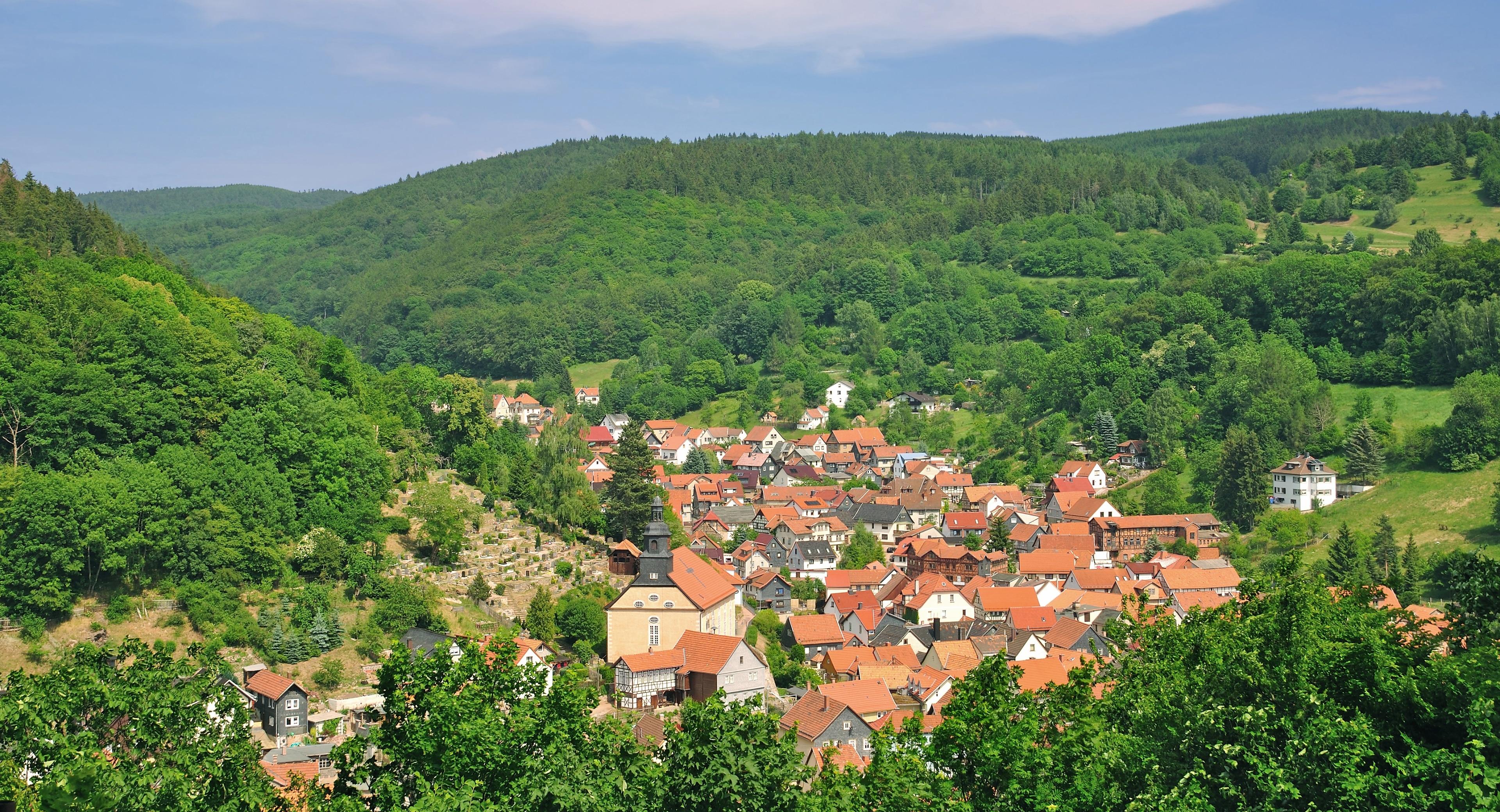 Thüringer Wald, Thüringen, Deutschland