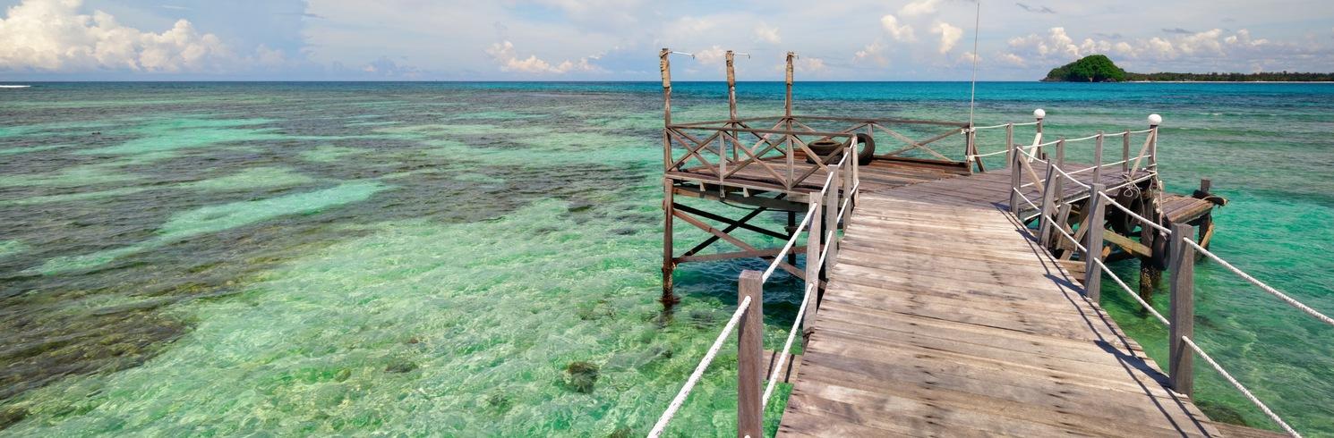 Kalimantan, Endonezya