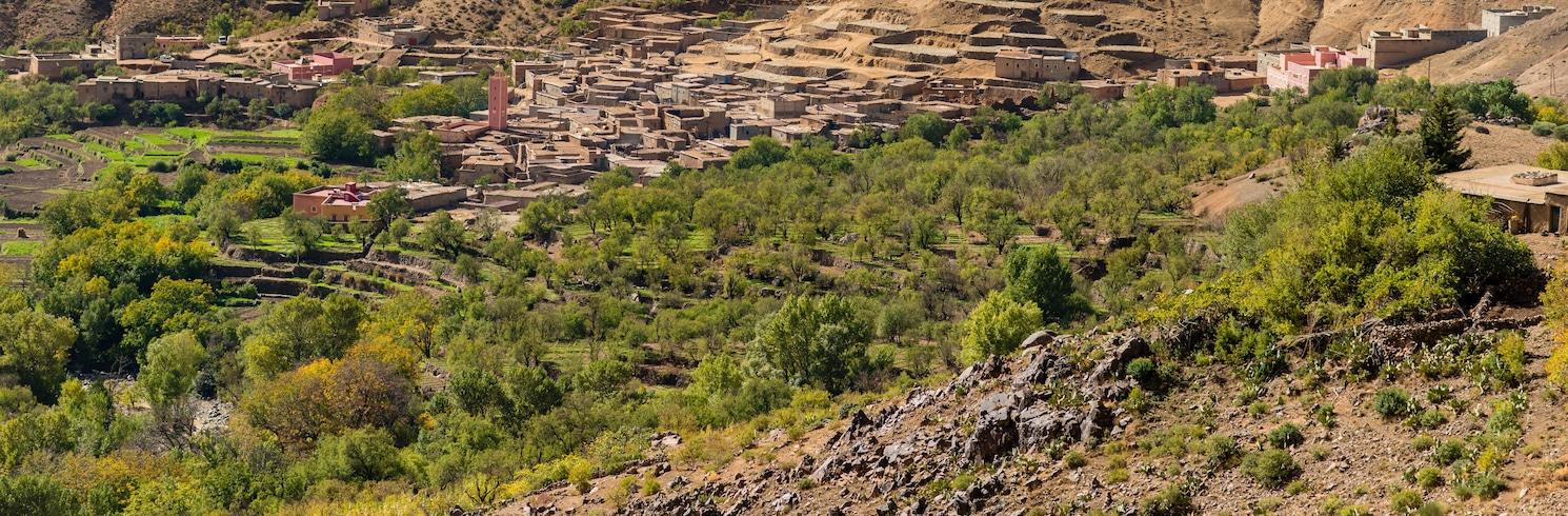 גואלמין-אואד נון, מרוקו