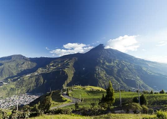 巴尼奧斯, 厄瓜多爾