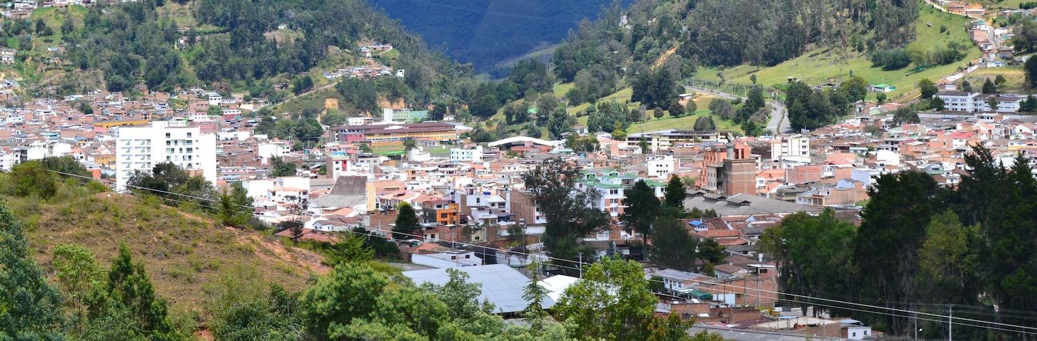 北桑坦德, 哥伦比亚