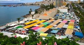 Los Cristianos Plajı