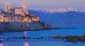 Antibes Eski Şehir