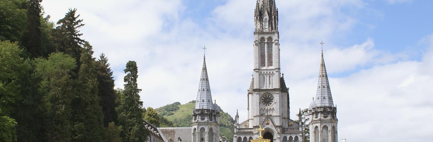 Lourdes, Prancis