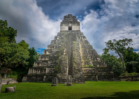 Parc national de Tikal, Guatemala