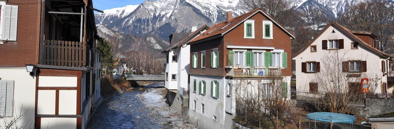巴德拉格斯, 瑞士