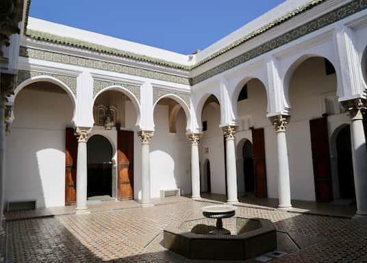 Mittelmeerküste, Marokko