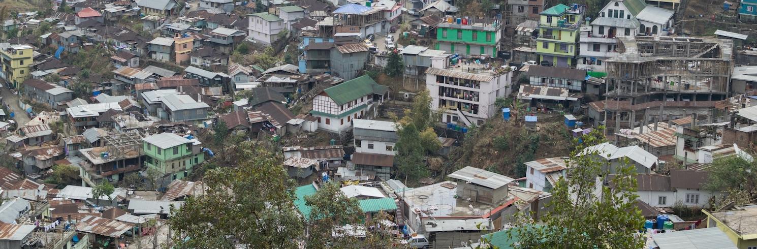 Nagalandas, Indija