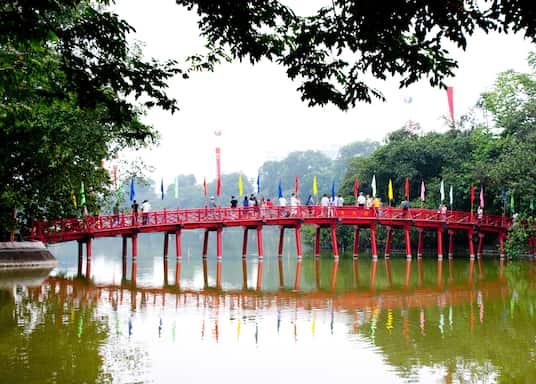 河内, 越南