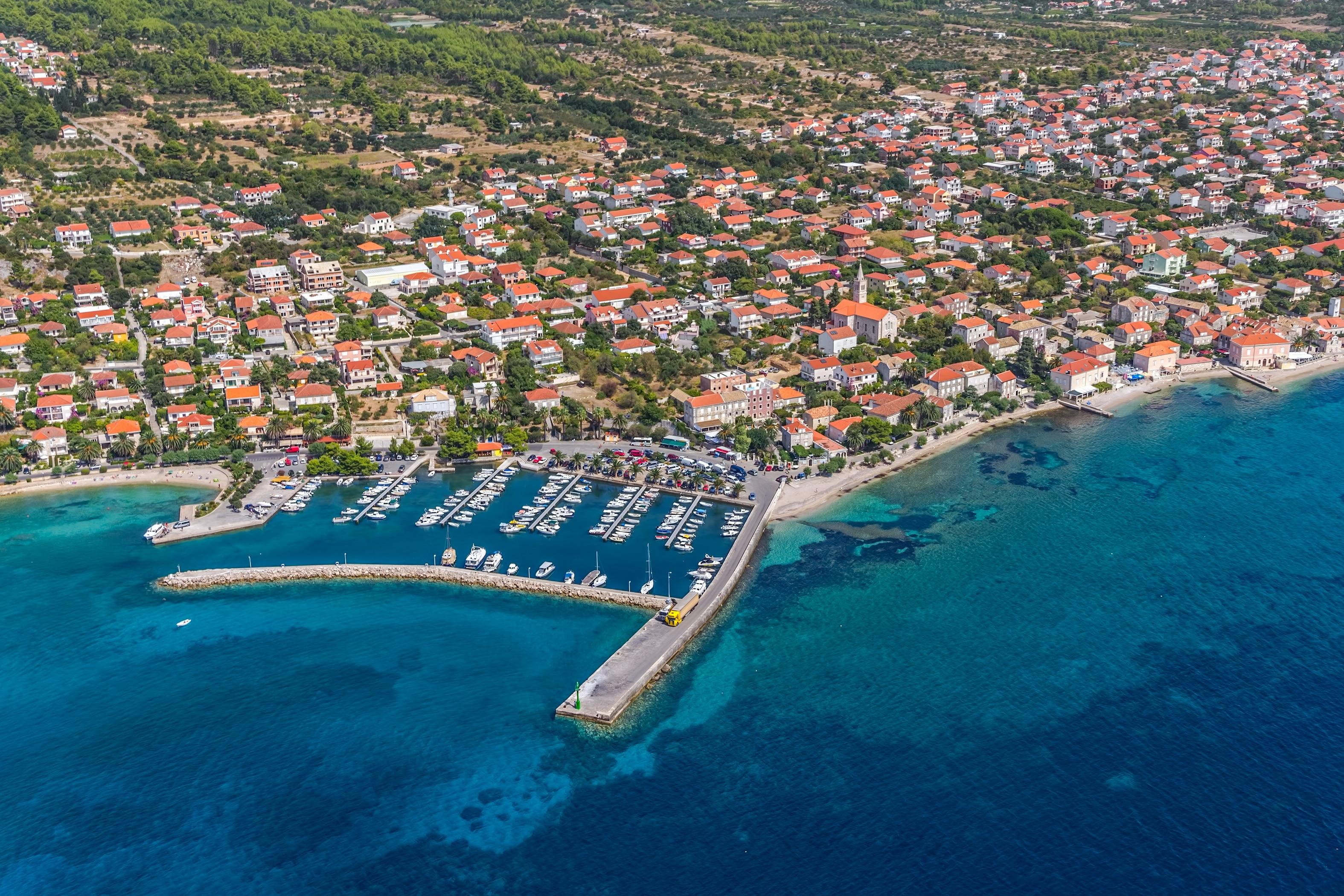 Orebic, Dubrovnik-Neretva, Kroatië