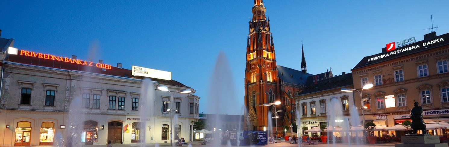 Osijek, Kroatien