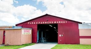 ตลาดเกษตรกรและตลาดนัด Pecan