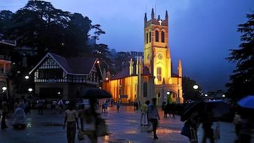 Shimla/