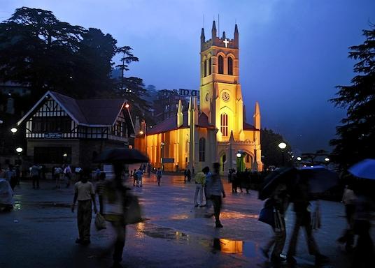 Shimla, Индия