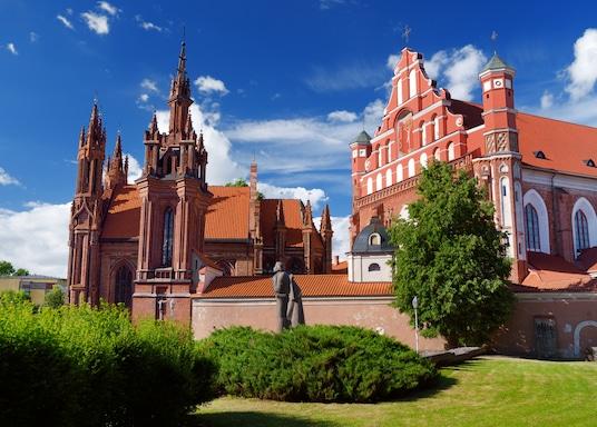 セマニエシオ区, リトアニア